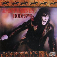 JIMMY BARNES - BODYSWERVE CD