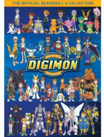 DIGIMON COLLECTION SEASONS 1 -4 (32PC) DVD