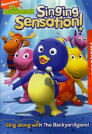 BACKYARDIGANS: SINGING SENSATION DVD