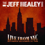 JEFF HEALEY - LIVE AT THE BOTTOM LINE CD