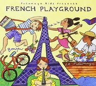 PUTUMAYO KIDS PRESENTS - FRENCH PLAYGROUND CD