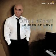OMAR AKRAM - ECHOES OF LOVE CD