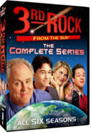 3RD ROCK FROM THE SUN: THE COMPLETE SERIES (17PC) DVD