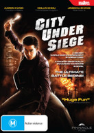 CITY UNDER SIEGE (2010) DVD