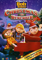 BOB THE BUILDER - CHRISTMAS TO REMEMBER DVD