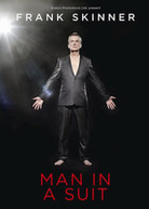 FRANK SKINNER - MAN IN A SUIT (UK) DVD