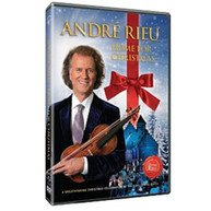 ANDRE RIEU - HOME FOR CHRISTMAS DVD