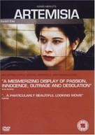 ARTEMESIA (UK) DVD