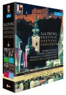 BARTOK BOULEZ WIENER PHILHARMONIKER - SALZBURG FESTIVAL: OPENING DVD