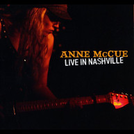 ANNE MCCUE - LIVE IN NASHVILLE DVD