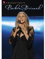 BARBRA STREISAND - MUSICARES TRIBUTE TO BARBRA STREISAND - DVD