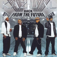 KAZUAL - BACK FROM THE FUTURE CD