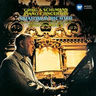 SVIATOSLAV RICHTER - GRIEG & SCHUMANN: PIANO CONCERTOS (IMPORT) CD