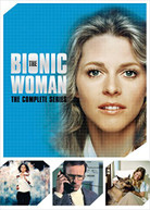 BIONIC WOMAN: THE COMPLETE SERIES (14PC) DVD