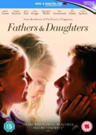 FATHERS AND DAUGHTERS (UK) DVD