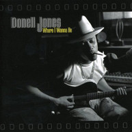 DONELL JONES - WHERE I WANNA BE CD