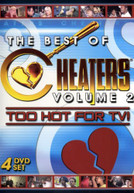 CHEATERS: THE BEST OF 2 TOO HOT FOR TV DVD