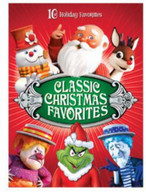 CLASSIC CHRISTMAS FAVORITES (4PC) DVD