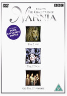 CHRONICLES OF NARNIA - 2005 THE LION WITCH AND THE WARDROBE (UK) DVD