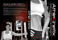 ATHLEKINETIX: FITNESS CHALLENGE (3PC) DVD