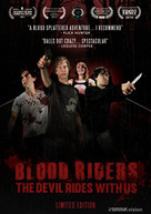 BLOOD RIDERS: DEVIL RIDES WITH US DVD