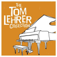 TOM LEHRER - TOM LEHRER COLLECTION (+DVD) CD