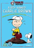 A BOY NAMED CHARLIE BROWN (PEANUTS / SNOOPY) (UK) DVD