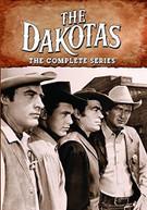 DAKOTAS: THE COMPLETE SERIES (5PC) DVD