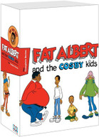 FAT ALBERT & THE COSBY KIDS: THE COMPLETE SERIES DVD