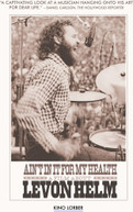AIN'T IN IT FOR MY HEALTH: A FILM ABOUT LEVON HELM DVD