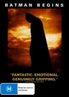 BATMAN BEGINS (2005) (2005) DVD