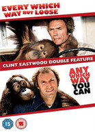 EVERY WHICH WAY BUT LOOSE & ANY WHICH WAY YOU CAN (UK) DVD