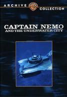 CAPTAIN NEMO & THE UNDERWATER CITY (WS) DVD