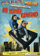 BE KIND REWIND (WS) DVD