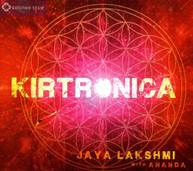 JAYA LAKSHMI ANANDA - KIRTRONICA CD