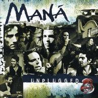 MANA - MTV UNPLUGGED CD