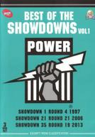 AFL: PORT ADELAIDE BEST OF THE SHOWDOWNS - VOLUME 1 (2013) DVD