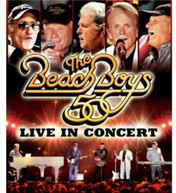 BEACH BOYS - LIVE IN CONCERT: 50TH ANNIVERSARY DVD