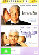 FATHER OF THE BRIDE / FATHER OF THE BRIDE: PART II (1991) DVD