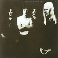JOHNNY WINTER - JOHNNY WINTER AND CD