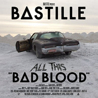 BASTILLE - ALL THIS BAD BLOOD CD