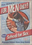 FOR MEN ONLY SCHOOL FOR SEX DVD