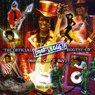 BOOTSY COLLINS - BOOT-LEGGED CD