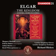 ELGAR LONDON SYMPHONY ORCHESTRA & CHORUS - THE KINGDOM - SOSPIRI - THE CD