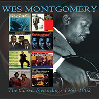 WES MONTGOMERY - CLASSIC RECORDINGS: 1960-1962 CD