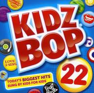 KIDZ BOP KIDS - KIDZ BOP 22 CD