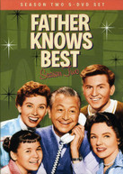 FATHER KNOWS BEST: SEASON TWO (5PC) DVD