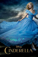 CINDERELLA (LIVE) (ACTION) DVD