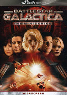 BATTLESTAR GALACTICA: THE MINISERIES (WS) DVD