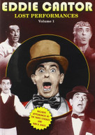 EDDIE CANTOR: THE LOST PERFORMANCES 1 DVD